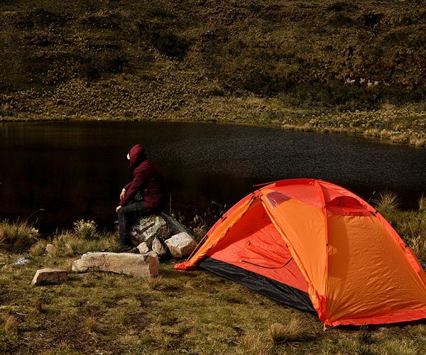campng vacaciones alpina