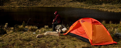 lugares para vacacionar camping