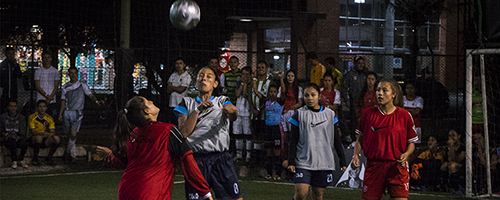 Phantom, los nuevos guayos de Nike llegan a Bogotá