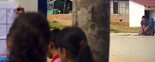 la educación en Colombia en el posconflicto