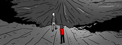 El chico sin cabello de pan está perdido en el futuro: el final Cartel Urbano