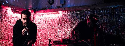 Corsini mezcla poesía contemporánea y música electrónica