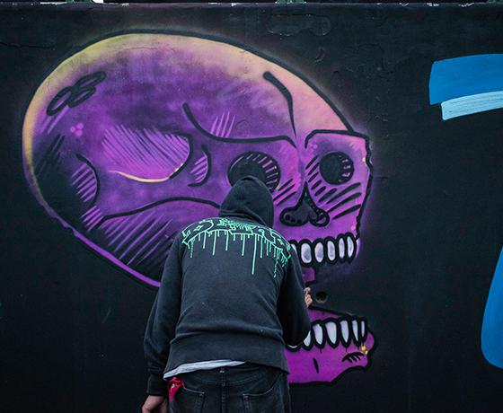 Golpe de Barrio en Bosa para generar conciencia hip hop