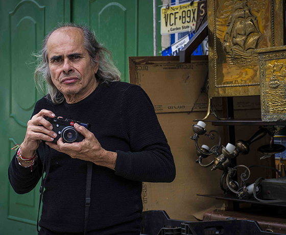 """""""La rata"""" Carvajal, el ojo de Caliwood que ha retratado la cinematografía nacional"""