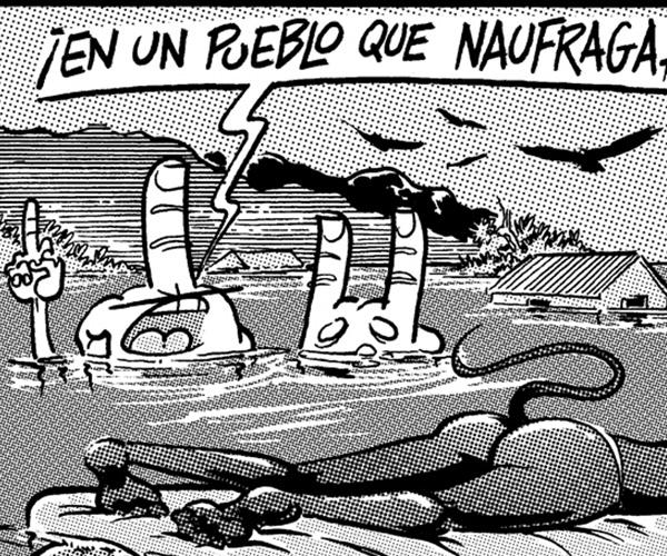 luto cómic colombiano