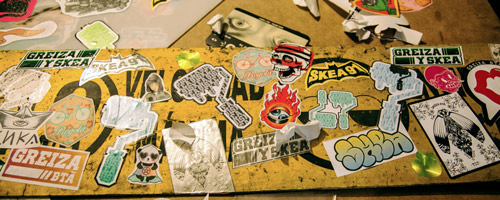 stickers america latina