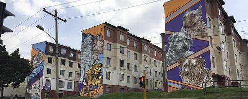 murales grandes bogota