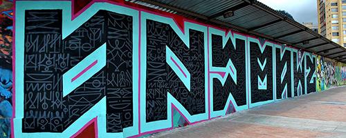 grafiti brasileño pixacao