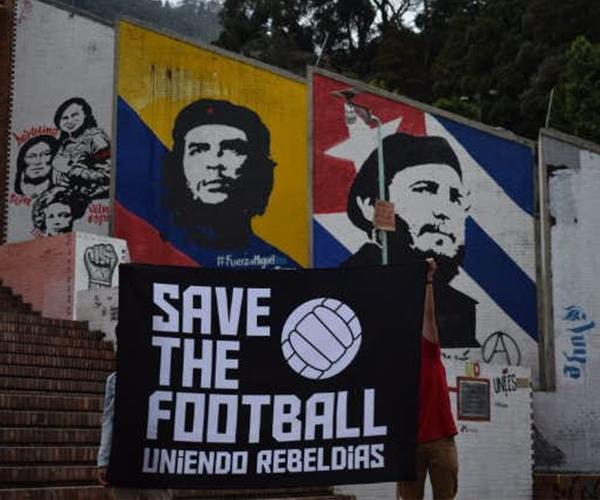 Save the Football: uniendo rebeldías para recuperar la esencia popular del fútbol