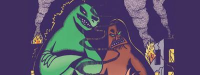 comics latinoamerica colombia gore
