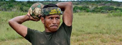 guerrilla llanos del Yari