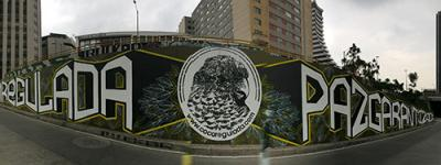 bogota top 7 bombing science graffiti