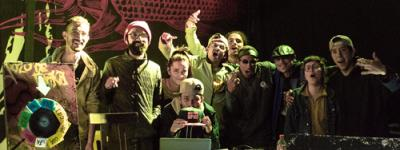 Miércoles de Hip Hop: unión, vida y resistencia