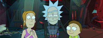 Miguel Otálora y su toque clásico en Rick and Morty