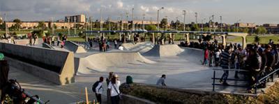 skatepark suba fontanar del rio
