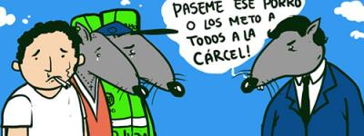 dibujantes satira colombia