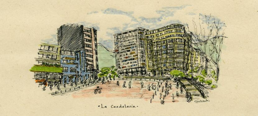 La Candelaria por Lizeth León