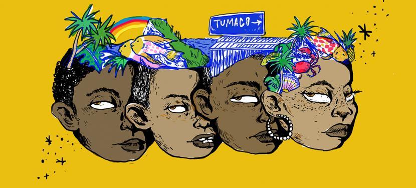 Arte y cultura con jóvenes en acción