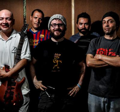 Punk Rock, Comandos Azules Distrito Capital