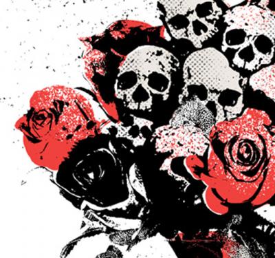 La memoría gráfica en los carteles y portadas de Jorge Garnica