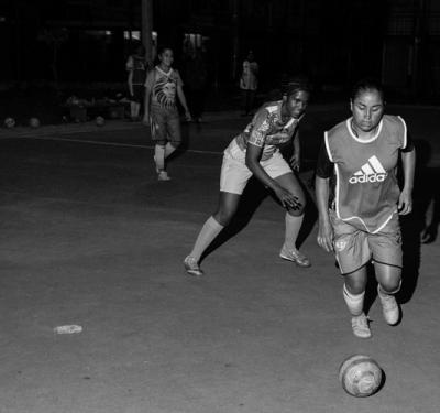 Estas bogotanas son las duras del microfutbol en Colombia 2