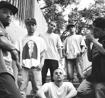 Un estudio de grabación casero de rap en Medellín 2