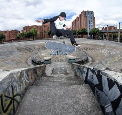 marcas colombianas de skate