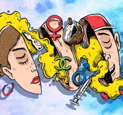 A base de testosterona y ejercicio, así vive una chica su proceso de transformación en chico