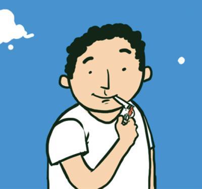 zhaken comic colombiano