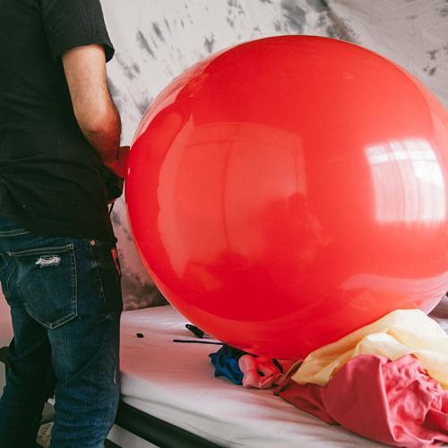 sexo con globos