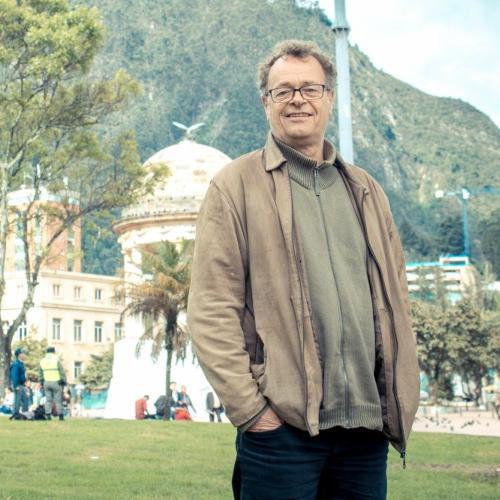 """""""En Colombia hay una cultura mucho más rica y abierta sobre cultivos de marihuana que en Holanda"""": René Roemersma"""