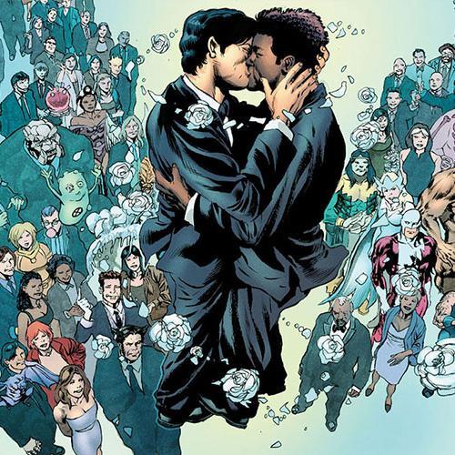 El recorrido de los personajes LGBTI en la industria del cómic