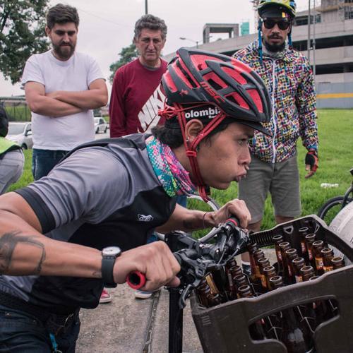 Así se pedaleó en el primer campeonato nacional de bicimensajeros