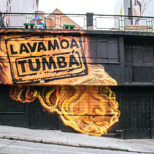 Cuadrada Lavamoatumbá