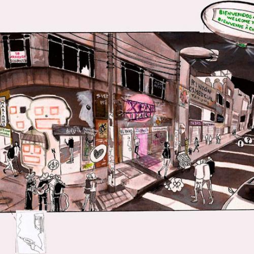 El Chapiyork de Carolina Pineda Cartel Urbano