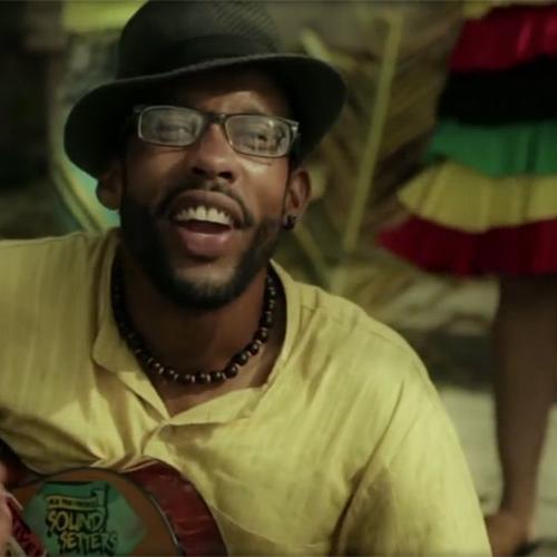 Sol y brillo en el folclor caribeño de Elkin Robinson