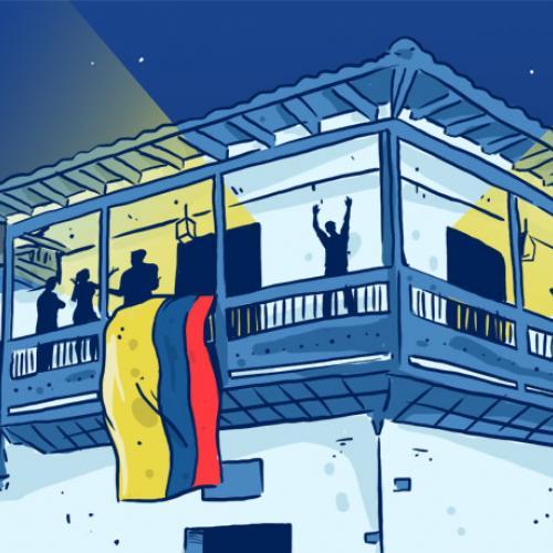 20 de julio fiestas y eventos colombia
