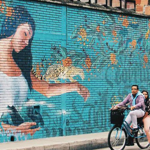mural puente aranda