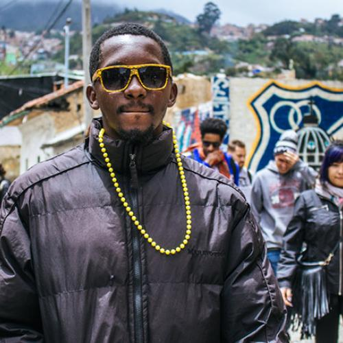 Tres días de intercambio hip hop en Bogotá: parchando en Ciudad Bolívar, Las Cruces y la Fundación Ayara con artistas latinoamericanos