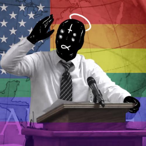 Homofobia, Religión, God, USA