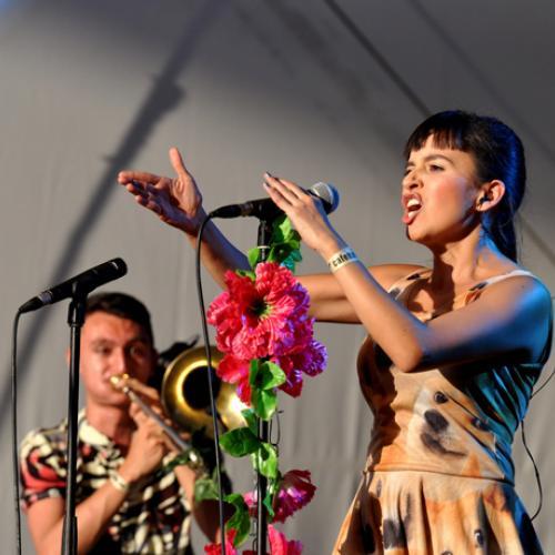 Las mujeres cantantes tendrán mayor visibilidad en el festival Rock al Parque.