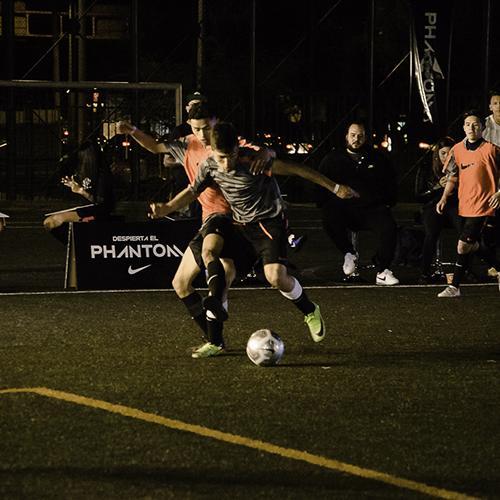 #DespiertaElPhantom: Así fue la final del torneo de Nike que unió a jóvenes promesas del fútbol en Bogotá
