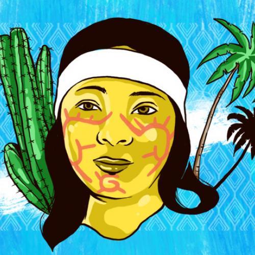 """Rafael Mercado Epieyu es lingüista de la Nacho, actualmente asesora a un equipo del Ministerio del Interior y su oficio de mediador indígena lo pone entre dos roles, el """"occidental"""" y el Wayúu."""