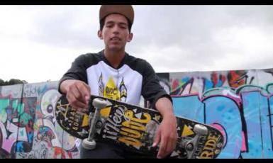 """Dude Skateboarding: """"Todo el sabor de la casa"""""""