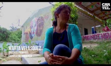 Ecomurales de La Sierra: Un llamado desde el corazón del mundo