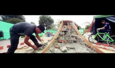 Un sueño Realidad / 3 Décadas de skateboarding