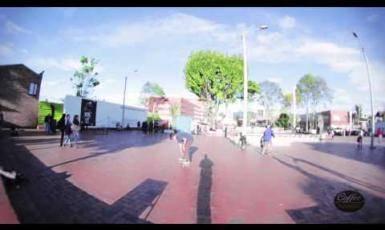Skateboarding por Suba y Engativá