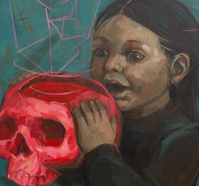El arte introspectivo y espiritual de Sako Asko