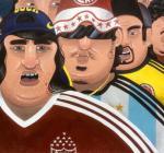 América, Argentina y Colombia Martín Gordopelota
