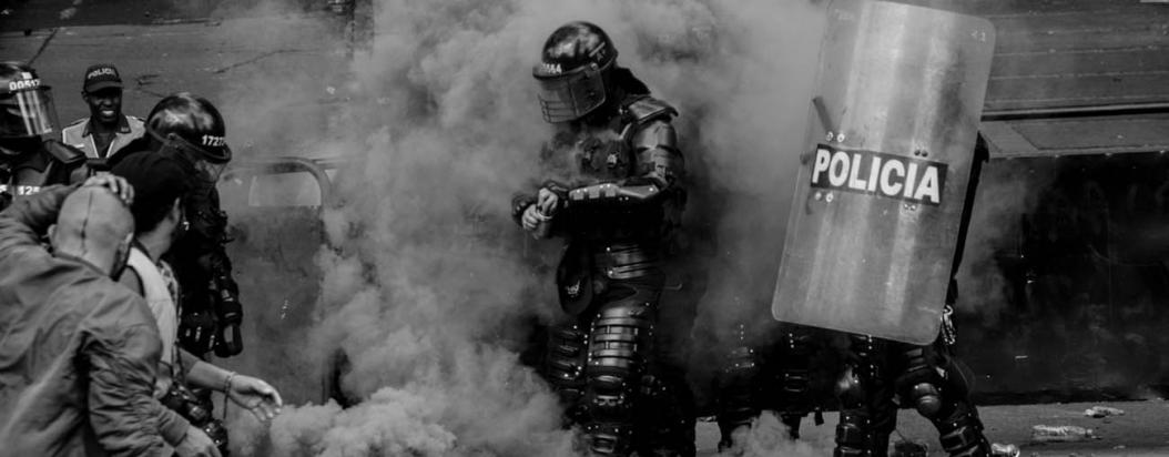 abusos policia nacional colombia